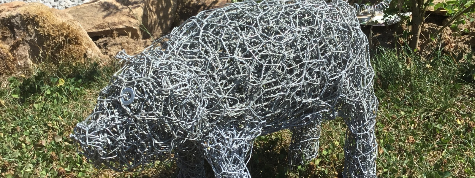 Make a Chicken Wire Piglet either 6th October or 17th November – Le ...