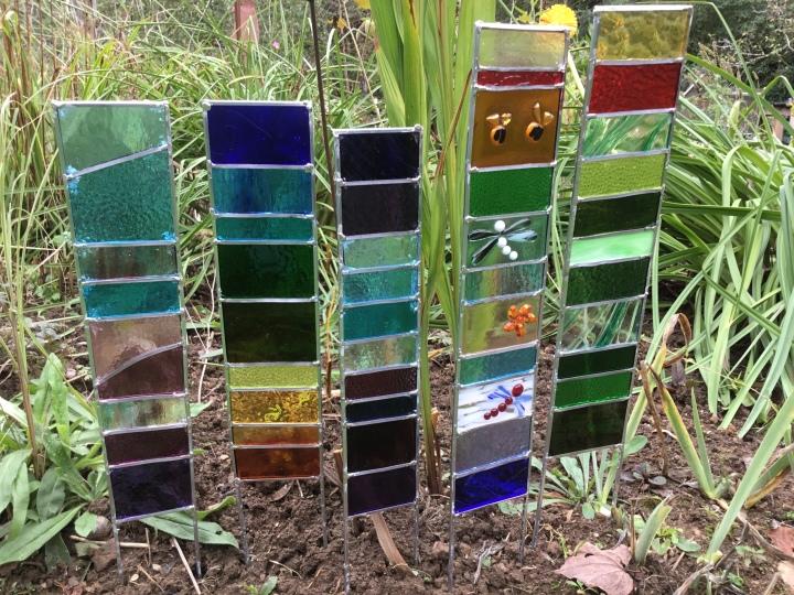 Stained Glass Garden Suncatchers EXTRA DATE Monday 10thAugust